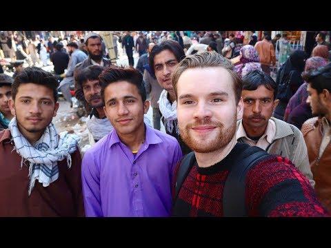 Blown Away By Rawalpindi & Meeting Pakistani People  راولپنڈی 🇵🇰