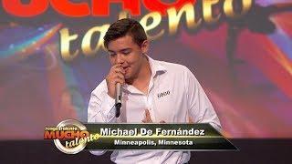 """Michael De Fernandez - """"Te Vas"""" - TTMT 19 Eliminatorias"""