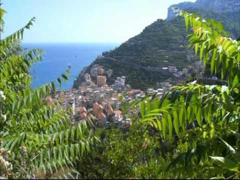 James Martin on the Amalfi Coast