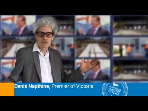 Denis Napthine's latest Re - election pledge Mp3