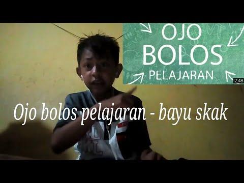 BSWTB - Ojo bolos pelajaran ( official lyrics video ) - Reaction