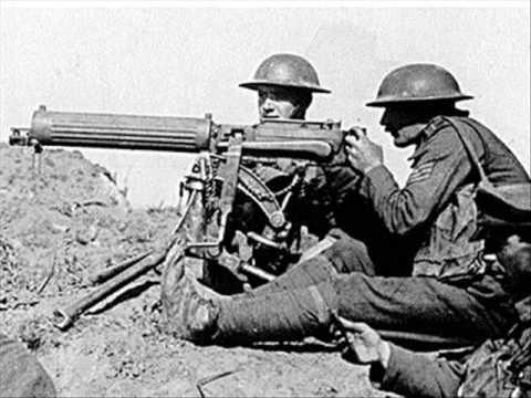 Fuoco e mitragliatrici
