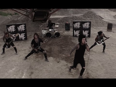 Escape the Fate - Just A Memory (Official Video)