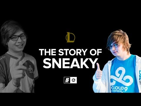 The Story of Sneaky: The Franchise Player