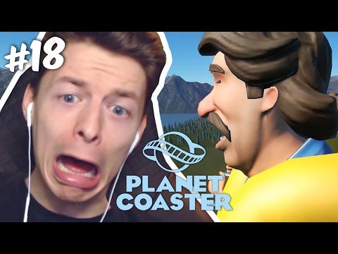 IK WORD MISSELIJK VAN DEZE ATTRACTIE - Planet Coaster #18