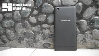 Hands On Lenovo A6000 Indonesia