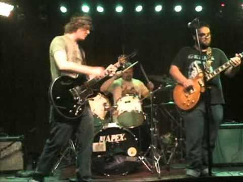 The Organics perform at Jovita's Austin 9/23/11