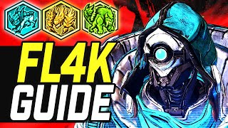 Borderlands 3 | FL4K Guide -  Playstyles, Talents, Abilities, Builds & More (For Beginners)