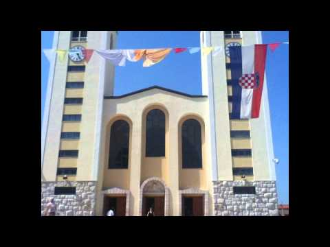 The sights of croatia and bosnia (BTIL) video