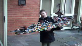 Big Lego Ship