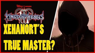 KINGDOM HEARTS 3 RE:MIND (DISCUSSION) XEHANORT'S MASTER REVEALED?!