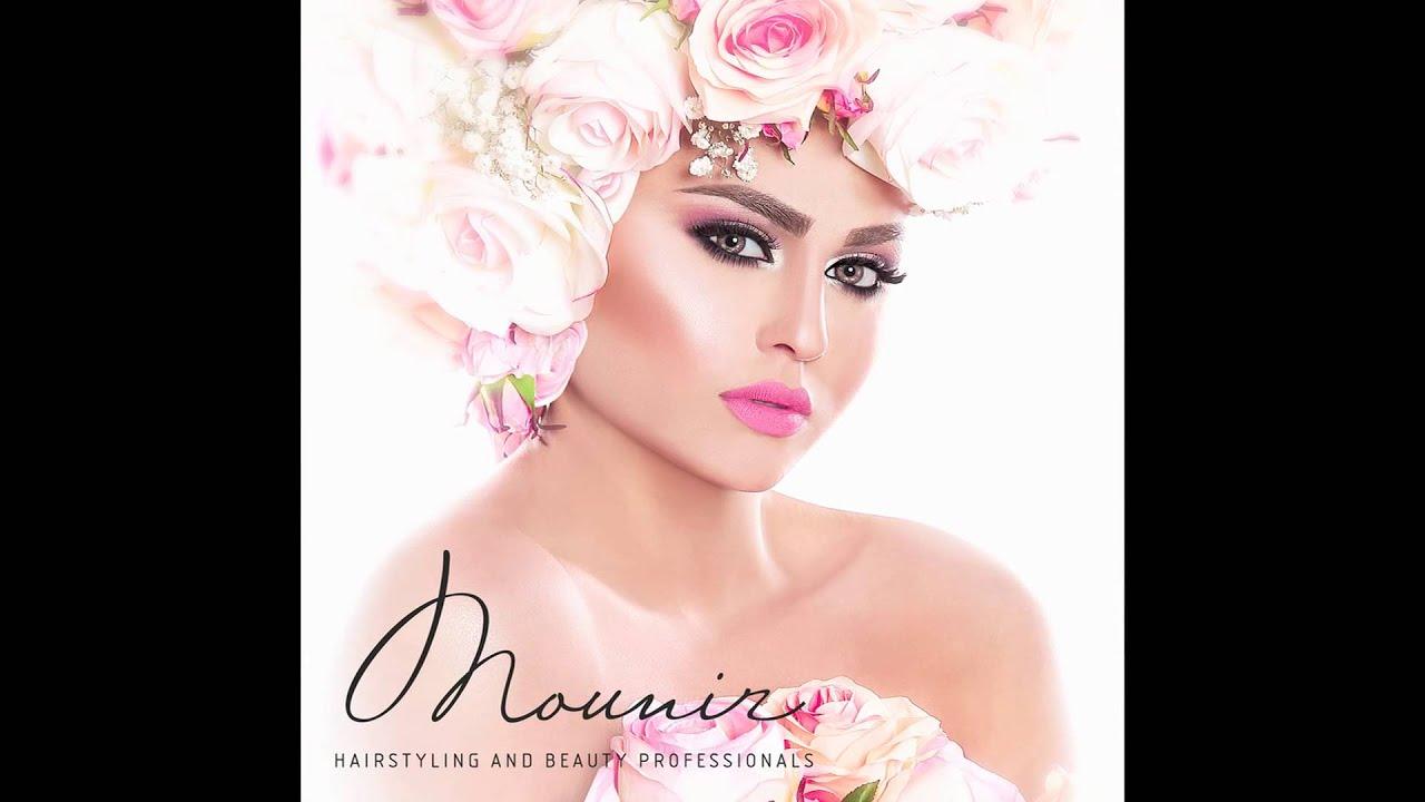 Mounir salon spring 2014 makeup by sam youtube for Mounir salon prix