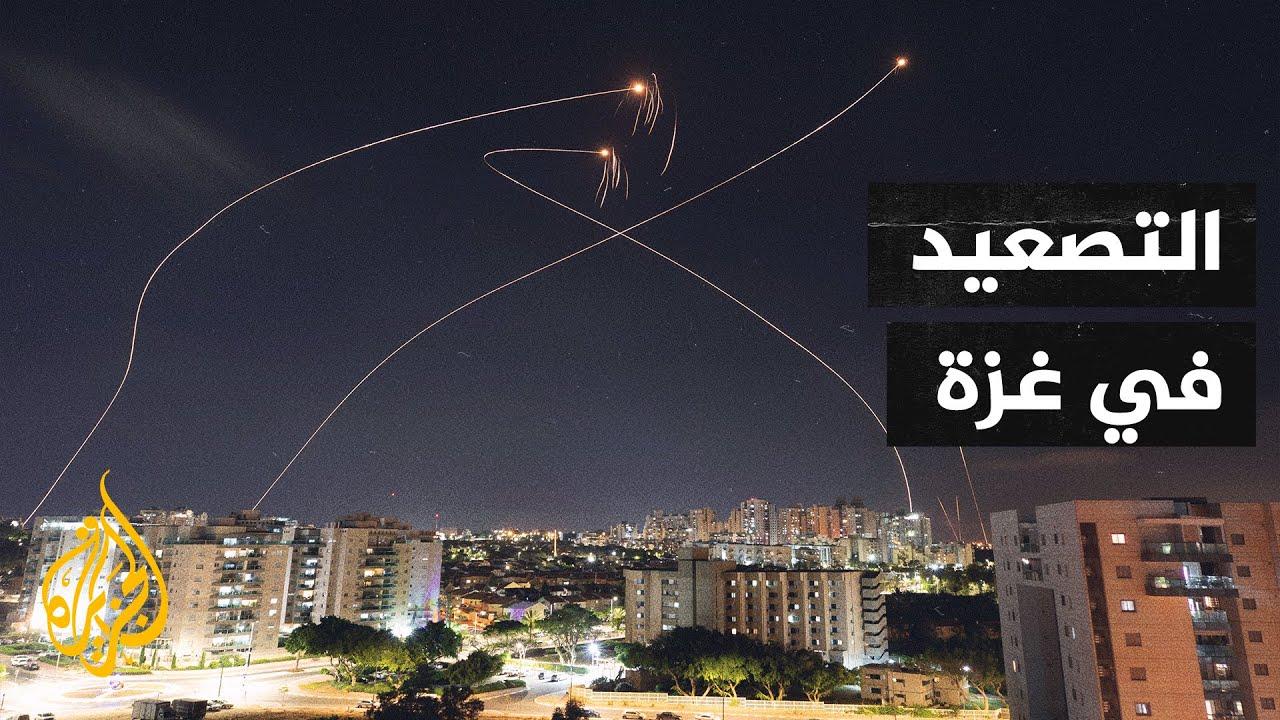 الجيش الإسرائيلي: سنواصل هجماتنا داخل قطاع غزة وفق الحاجة  - نشر قبل 2 ساعة