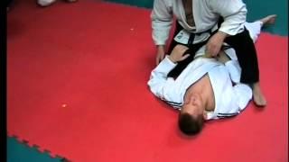 Hapkido földharc technikak