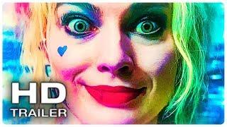 ХИЩНЫЕ ПТИЦЫ Русский Трейлер #2 (2020) Марго Робби, Харли Квинн DC Superhero Movie HD
