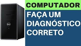 Aprenda a Diagnosticar Computadores Corretamente