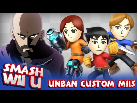 "The Case For Legalizing ""Custom Miis"" - By GimR - #FriiTheMiis"