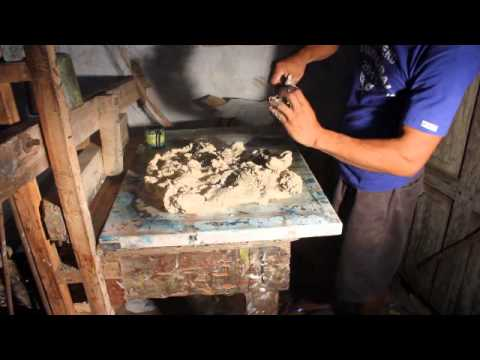 Ship In Bottle Factory Tigaon Handicraft Philippines Youtube