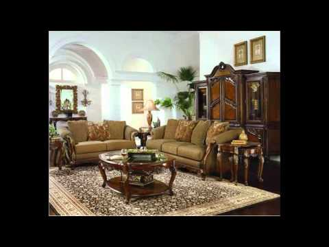 living room ideas curtains with brown sofa - YouTube