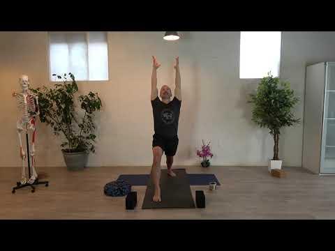 Adam Ballenger Public Anusara Yoga Class
