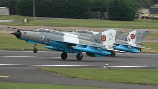 RIAT Departures Day  2019 - Part 1