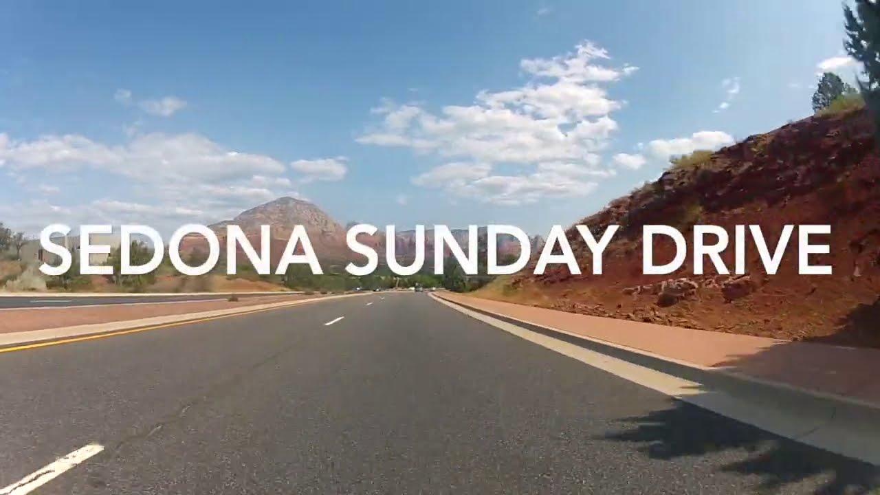 Sedona Sunday Drive to Flagstaff AZ