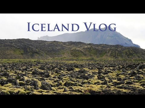 Iceland Vlog #2 | Maps, Rain, Wind and Gravel Roads | Travel Photographer