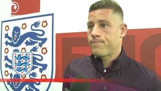 "Ross Barkley ""happy"" with assist (vs Estonia) 