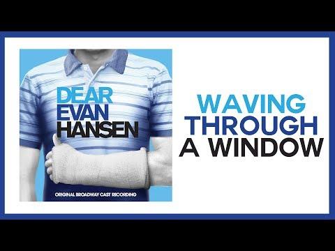 Waving Through A Window — Dear Evan Hansen (Lyric Video) [OBC]
