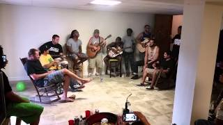 Fortunate Youth, Josh Heinrichs, New Kingston, Inna Vision & Ease Up - Sweet Sensi (acoustic)
