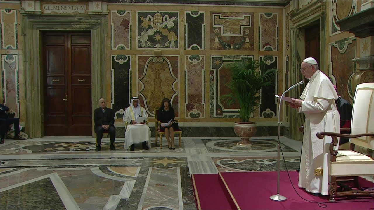 Pope asks cellphone companies to block minors' access to pornographic websites