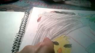 Мои рисунки фнаф 2