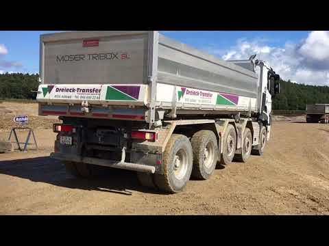 Renault Trucks C520 10x4