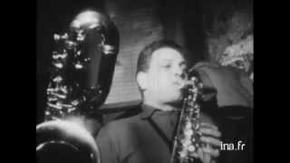 Tournée des clubs de jazz à Paris - mars 1958