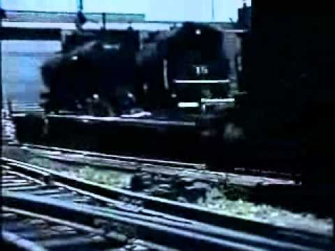 Brooklyn Eastern District Terminal Railroad, 1957.