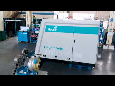 EasyAir Turbo | High Speed Drive | Howden