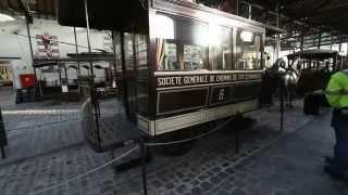 Visit brussels : Brussels tram museum - musee du tram bruxelles