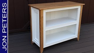 How To Build a Bookcase Part 2 + Free Project Plans by Jon Peters