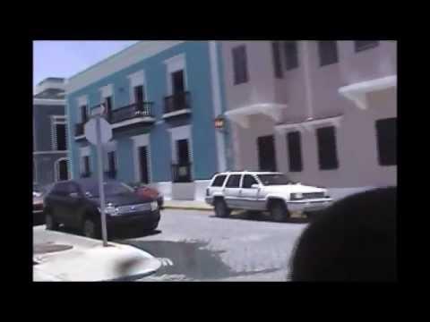 MI VISITA A SAN JUAN, PUERTO RICO
