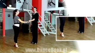 Диско Самба - танец на дискотеке в паре - Урок 5 из 6