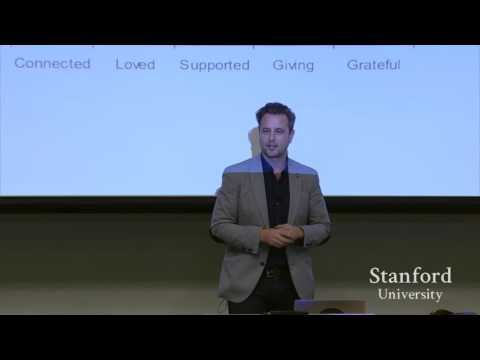 Stanford Seminar - Affect, Affordances and the Psychology of Social Media