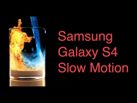samsung galaxy s4 camera 240fps slow motion video test youtube. Black Bedroom Furniture Sets. Home Design Ideas