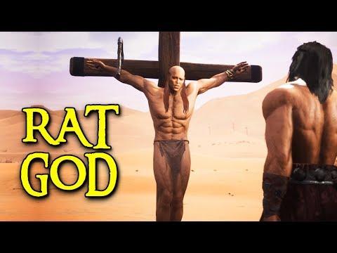 RAT GOD RE-BORN  |  Conan Exiles