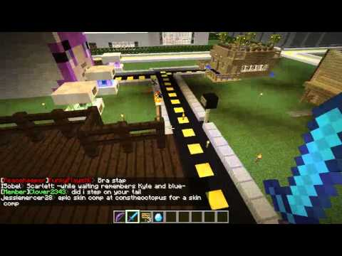 Minecraft Happy Hunger Games Creative