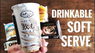 Drinkable Soft Serve? LAWSON Sweets | LIVESTREAM