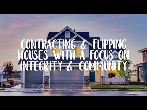 #5 - Contracting & Flipping Houses with a Focus on Integrity & Community with Tony Reyes