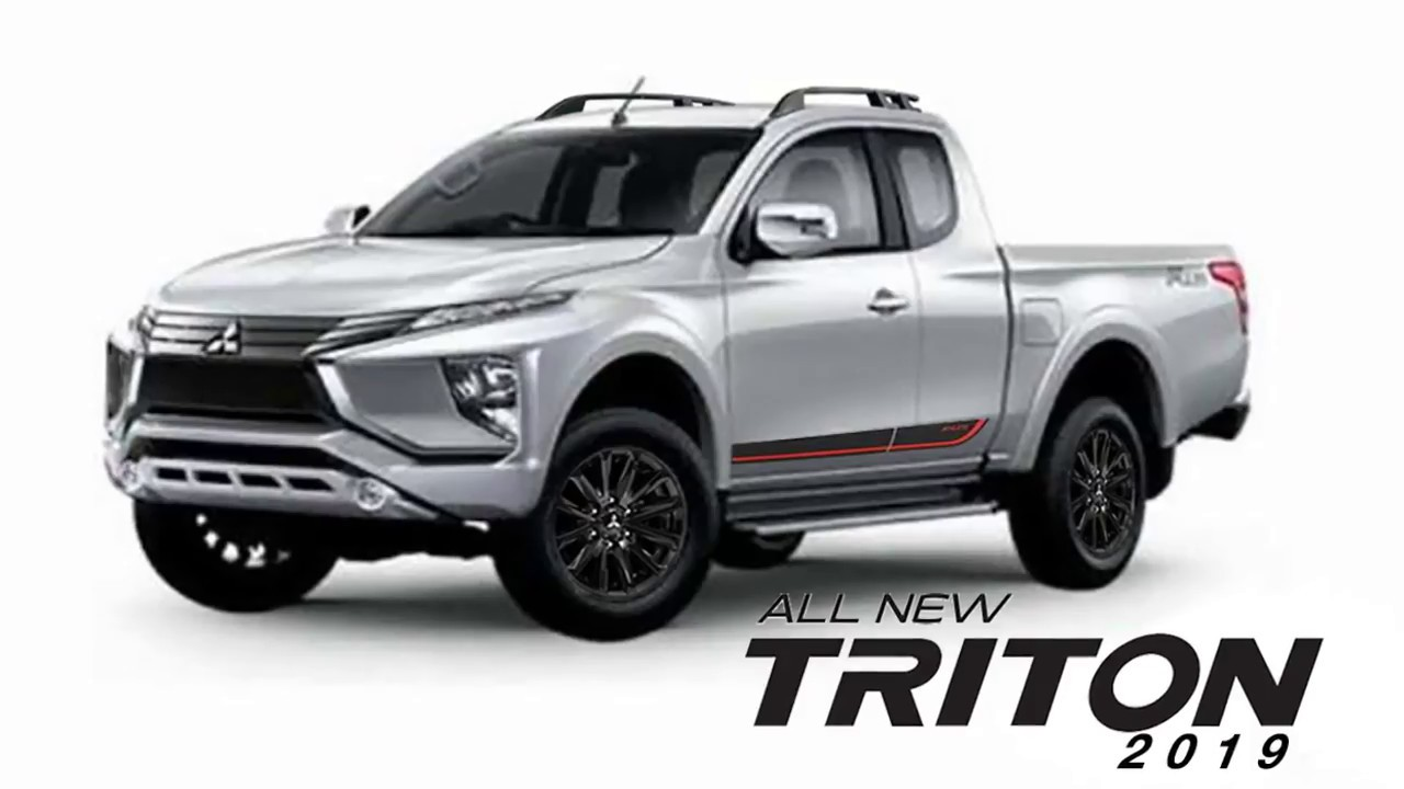 All New Mitsubishi Triton 2019 - Chang to Dynamic Shield ...