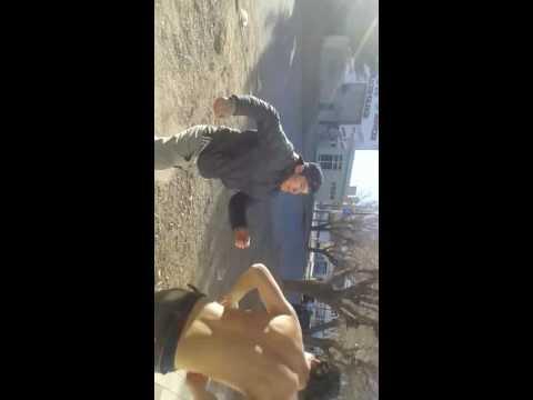 pelea callejera-