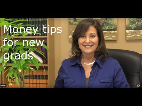 Money tips for new grads or first real job!