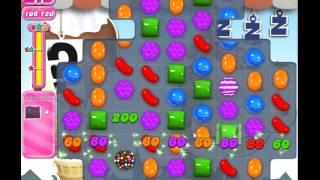 Candy Crush Saga Level 702 - No Boosters